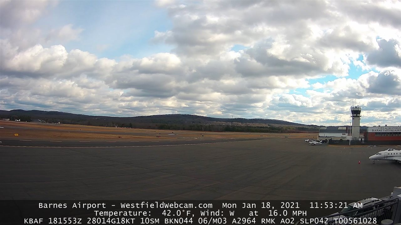 Barnes Airport Webcam